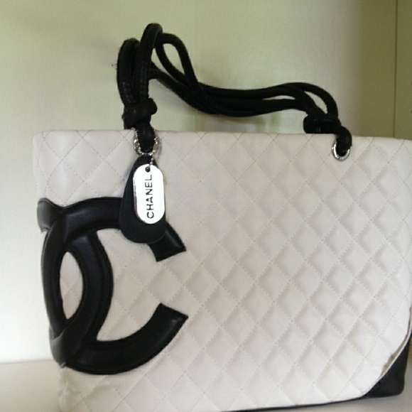 b72bb1d94b4344 CHANEL Bags | Make Offer Cambon Large Tote Authentic | Poshmark